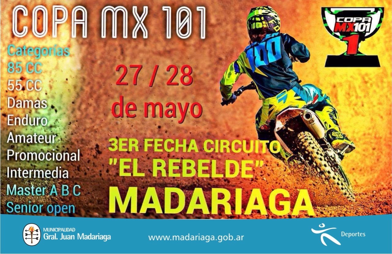 madariaba circuito motocross el rebelde
