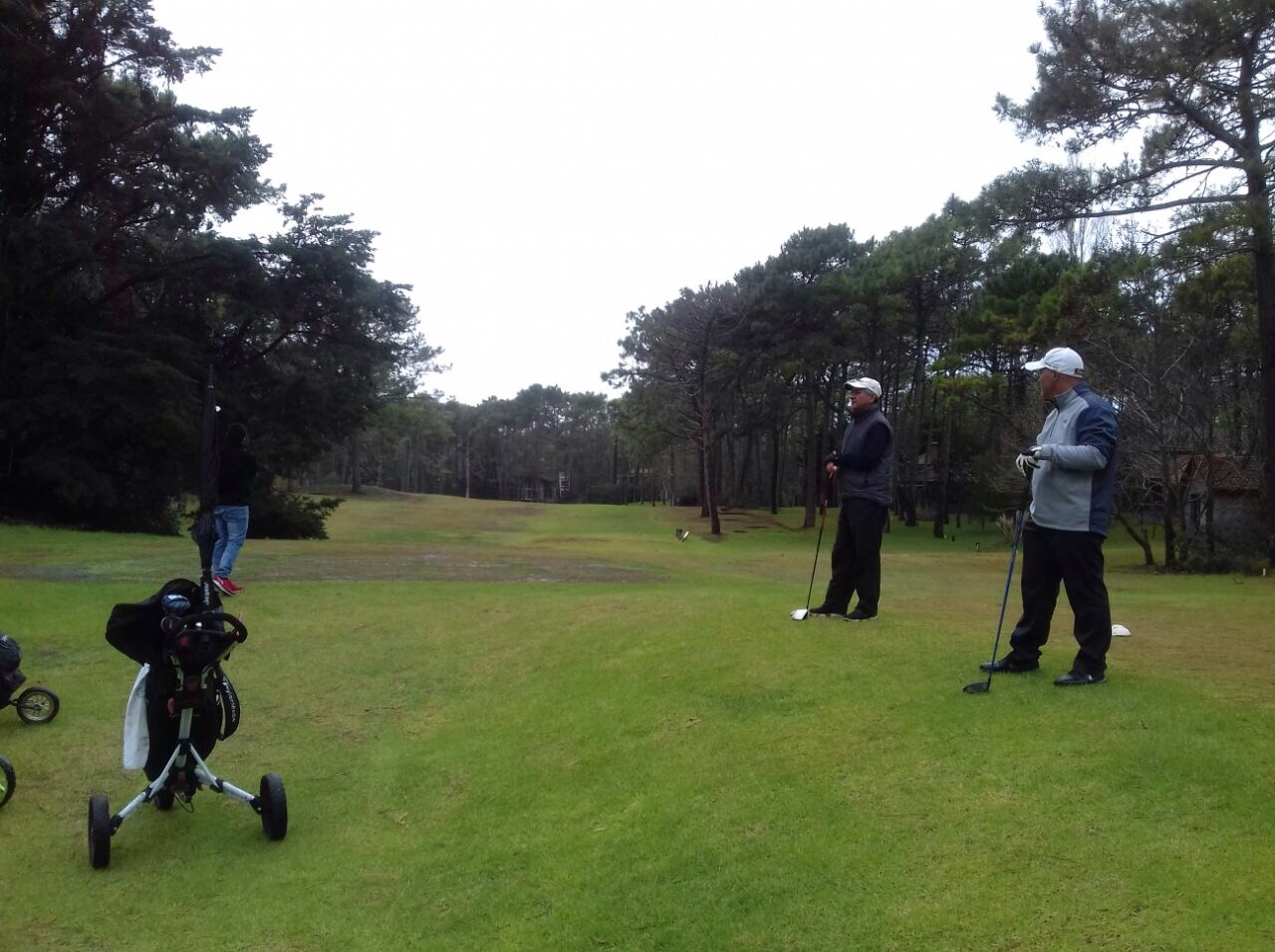 golf en carilo